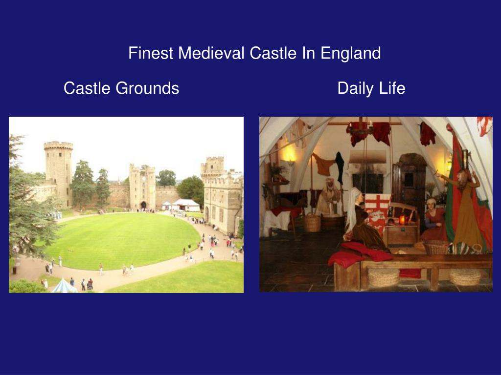 Finest Medieval Castle In England