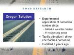 oregon solution