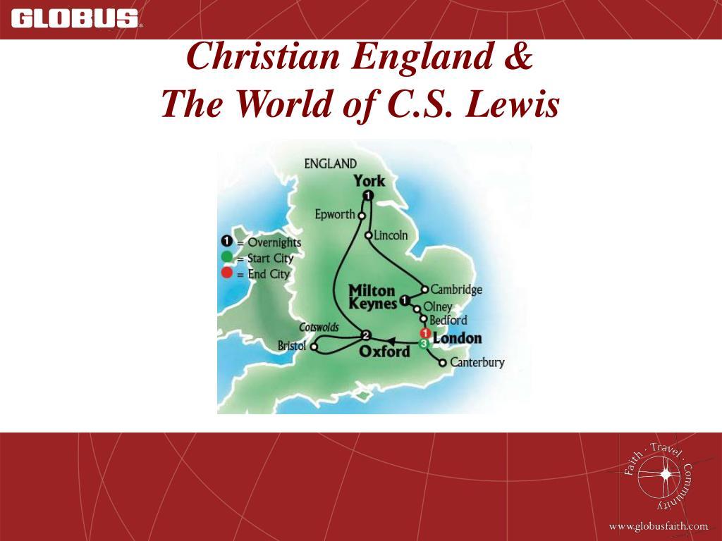 Christian England &