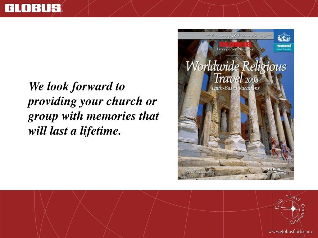 We look forward to providing your church or group with memories that will last a lifetime.