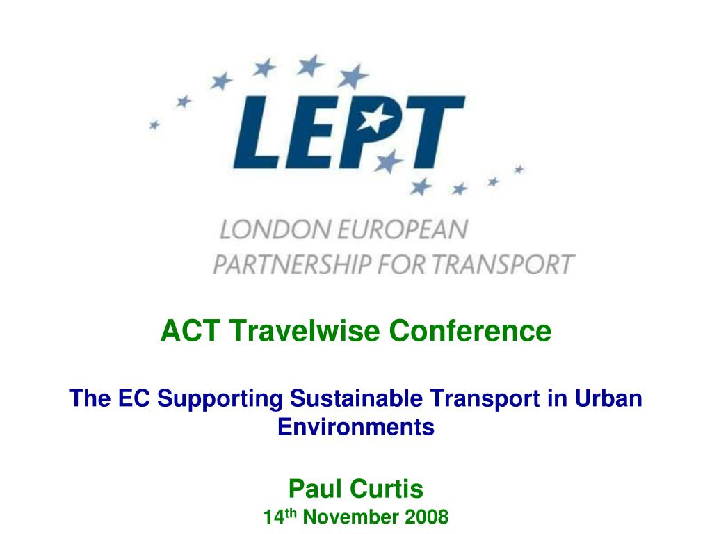 ACT Travelwise Conference