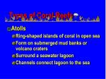 types of coral reefs49