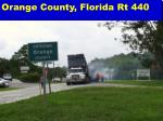 orange county florida rt 440