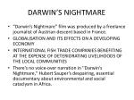 darwin s nightmare