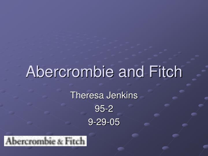 abercrombie and fitch n.