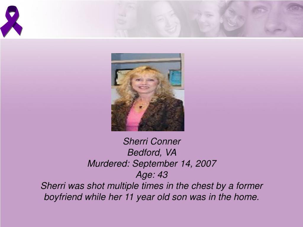 Sherri Conner