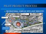 pilot project process17