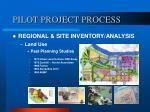 pilot project process6