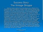 success story the vintage shoppe19