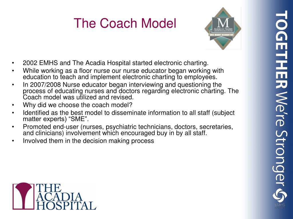 The Coach Model