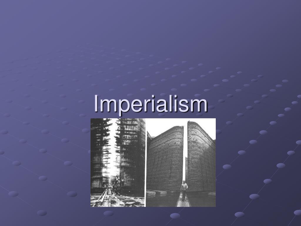 imperialism l.
