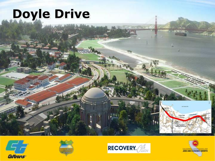 Doyle Drive