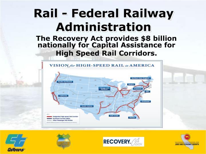 Rail - Federal Railway Administration