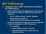 net com interop