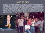 lyonnaises