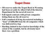 teapot dome