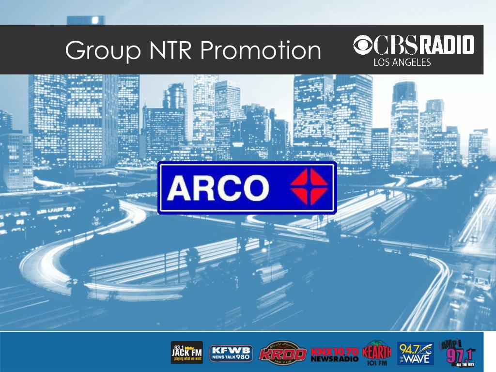 Group NTR Promotion