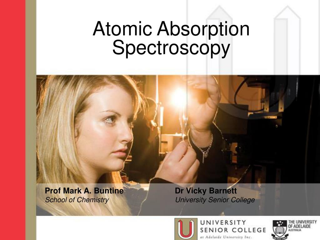 atomic absorption spectroscopy l.