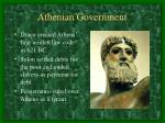 athenian government