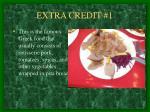 extra credit 1