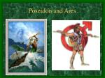 poseidon and ares