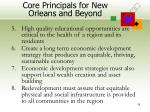 core principals for new orleans and beyond58
