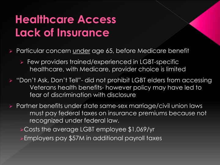 healthcare access