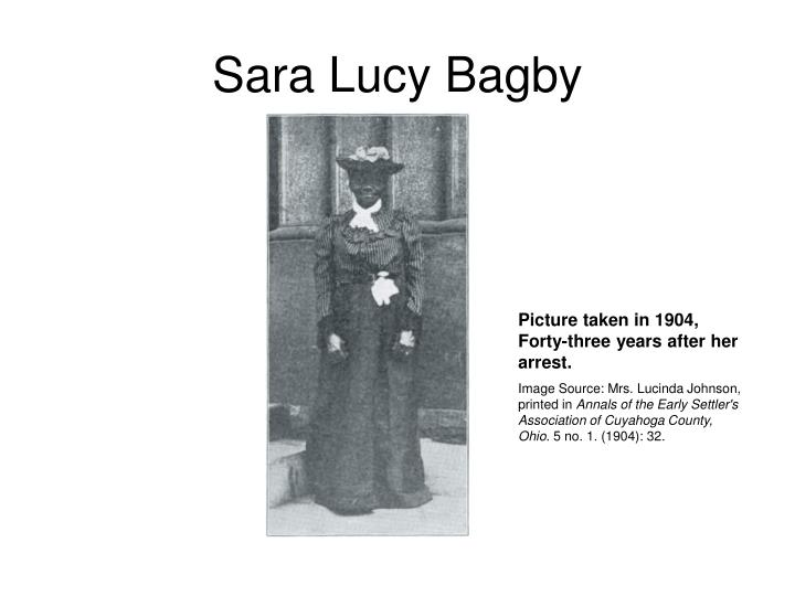 Sara Lucy Bagby