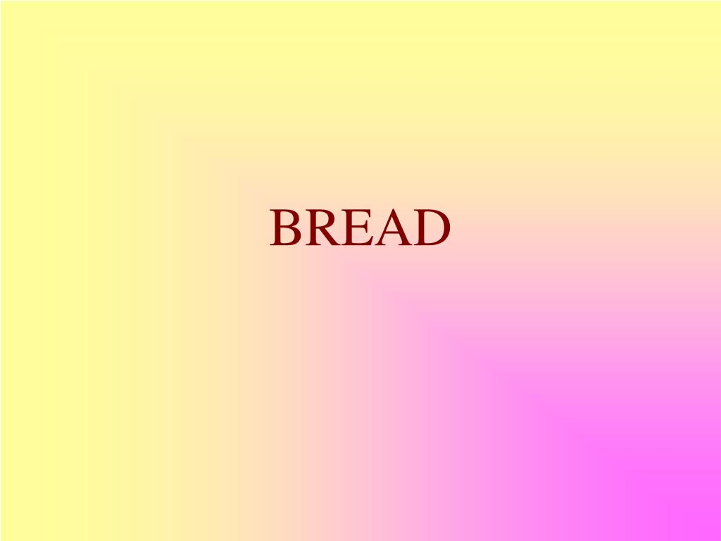 bread l.