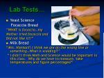 lab tests45