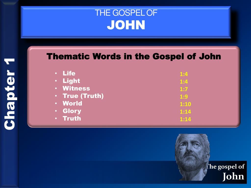 The Gospel of