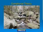 compliance theory
