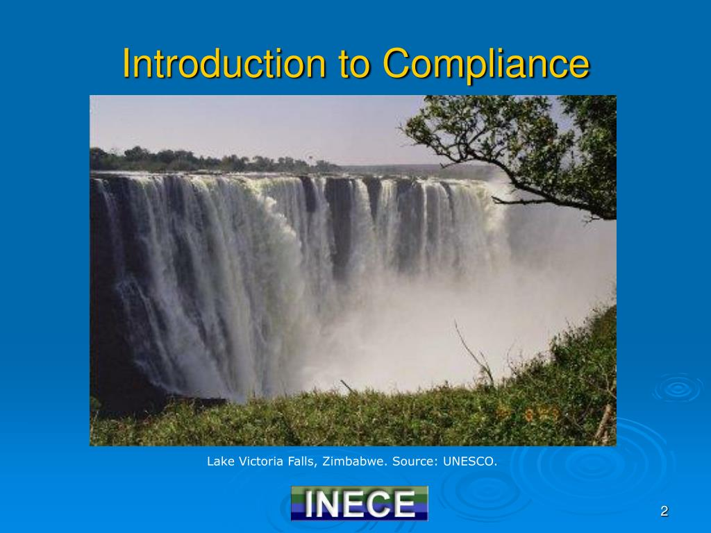 Introduction to Compliance