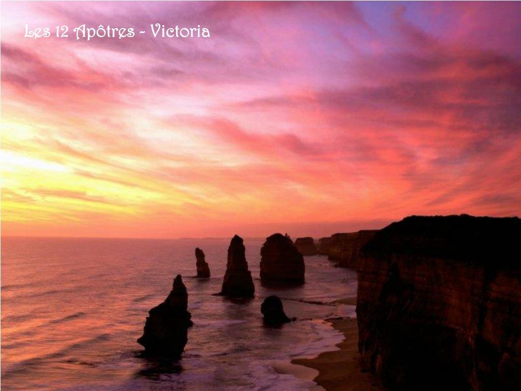 Les 12 Apôtres - Victoria