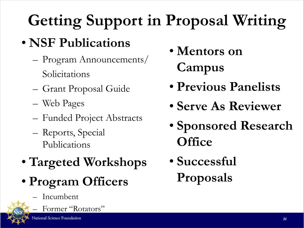 PPT - Proposal Preparation PowerPoint Presentation - ID:651153
