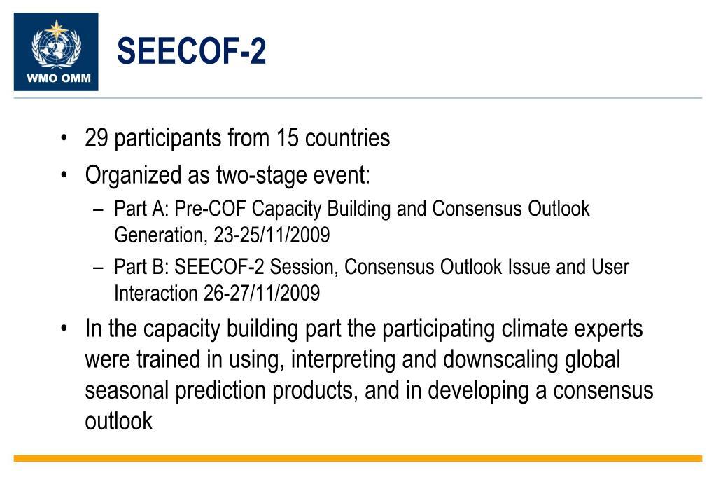 SEECOF-2