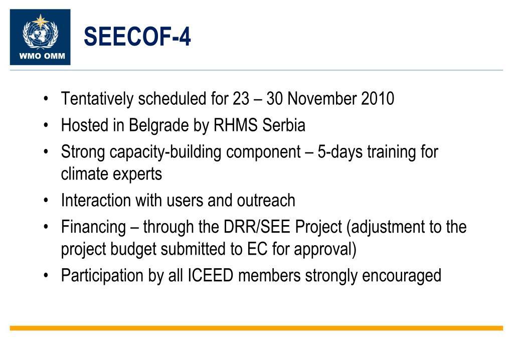 SEECOF-4