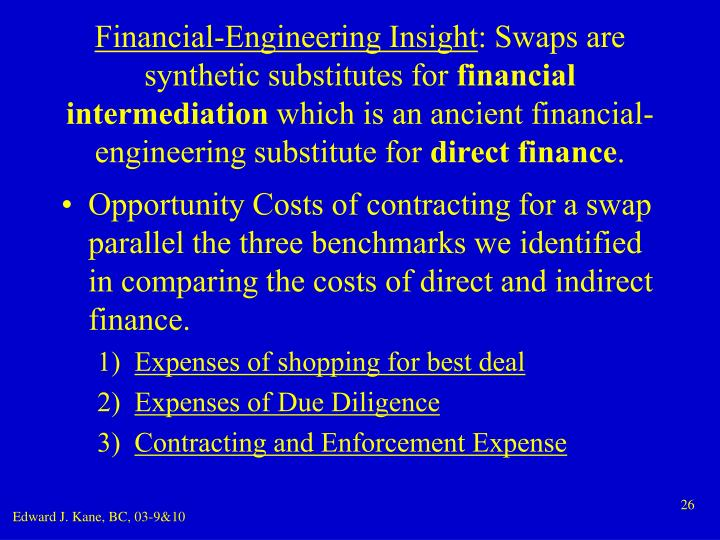 Financial-Engineering Insight