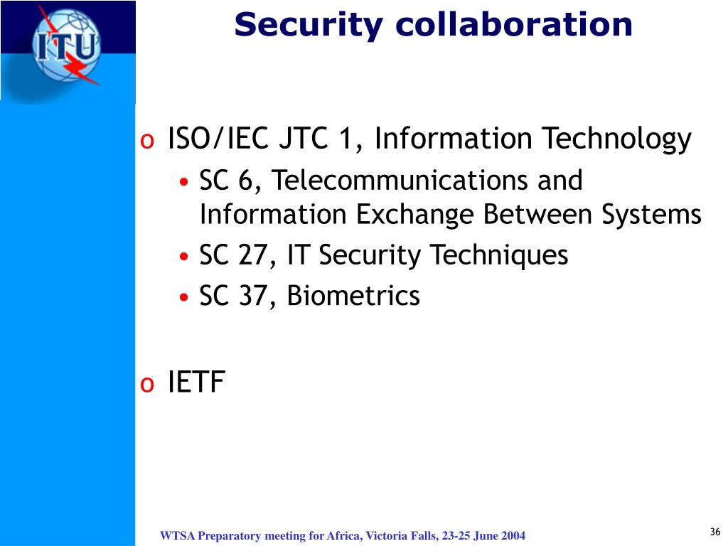 Security collaboration