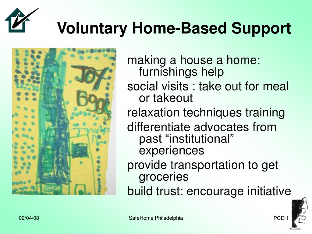 Voluntary Home-Based Support