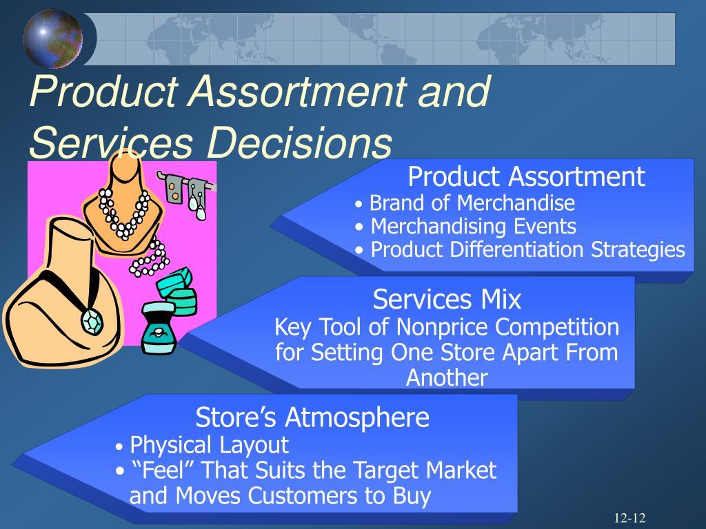 Product Assortment