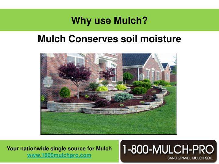 Why use mulch3