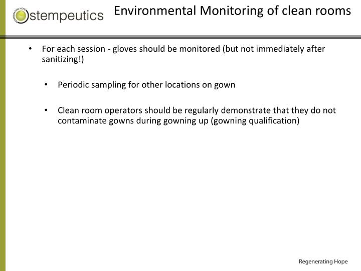 PPT - Practical aspects of Microbiological Testing and handling of ...