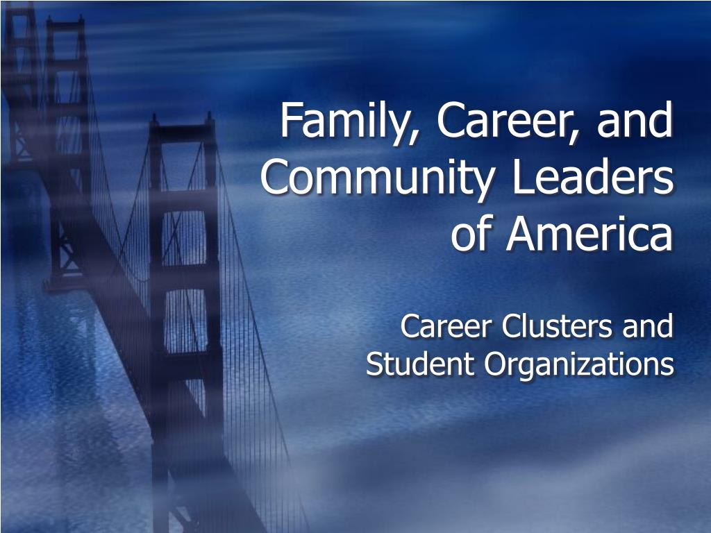 Family, Career, and Community Leaders of America