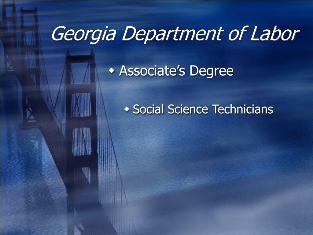 Georgia Department of Labor