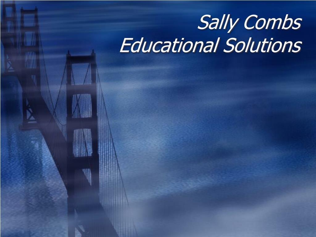 Sally Combs