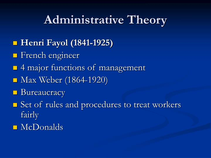 where is fayols model today essay In this essay, a discussion has been carried out over fayol's principles relevance today from both the aspects positive and negative as well going forward to fayol's management theory and its relevance today, he presented fourteen management principles for contemporary management concepts.