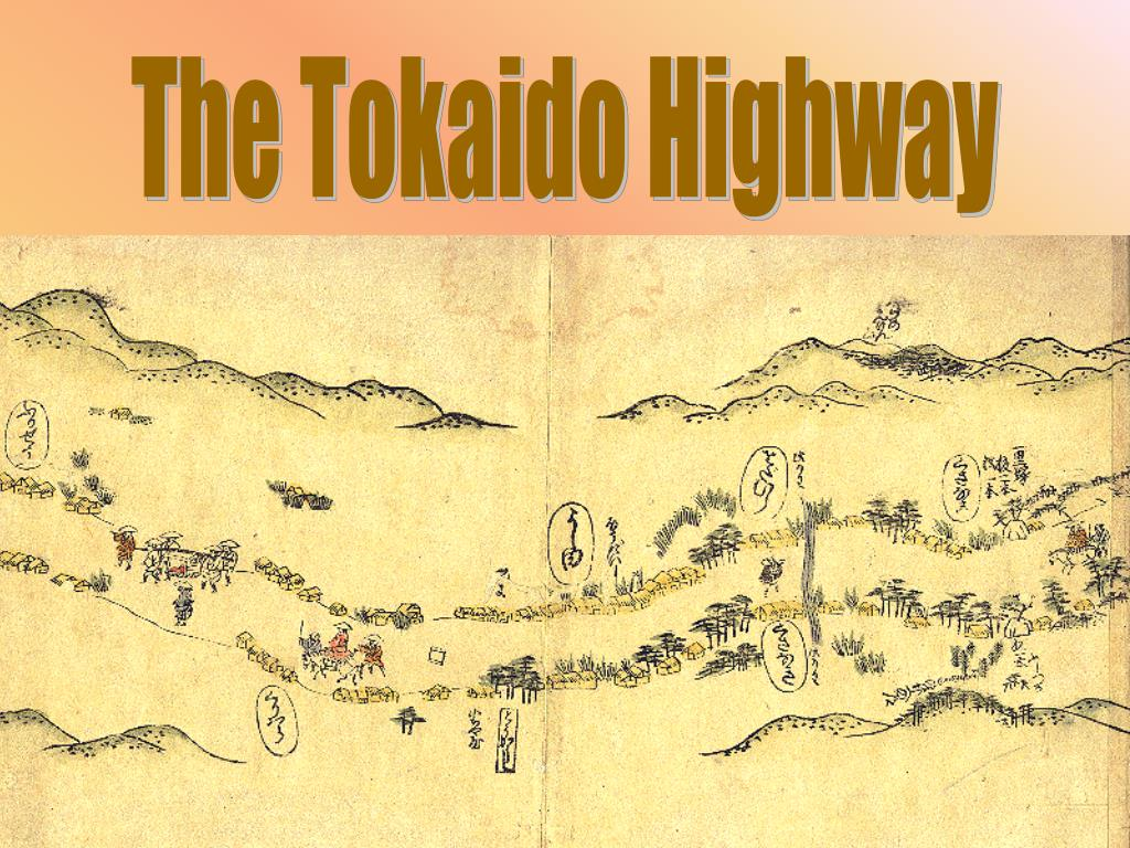 The Tokaido Highway