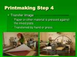 printmaking step 4