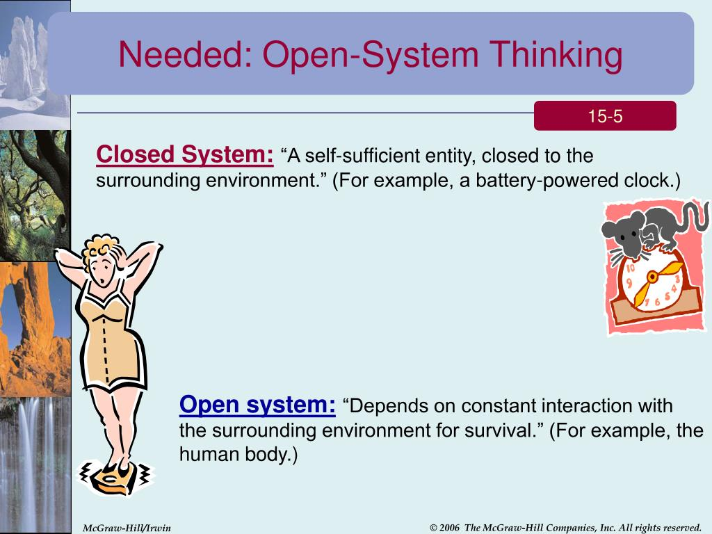 Closed System: